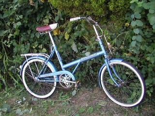 raleigh nova 3-speed shopper,new tyres,runs well