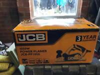 JCB corded planer