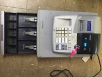 Casio 120CR-B Cash Register