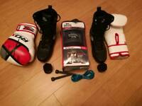 Boxing kit