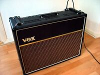 Vox AC30 Guitar Amp (not Marshall Fender mesa boogie)