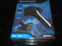 Gioteck LP4 Wired Chat Headset