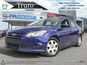 2012 Ford Focus $35/WK TAX IN! ONE OWNER! A/C! MANUAL! FRESH MVI
