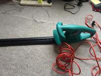 Bosch AHS 50-16 Electric Hedge Cutter, 500 mm Blade Length, 16 mm Tooth Opening - NEW