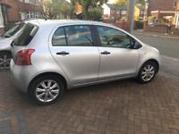 Toyota yaris only 64k millege