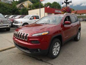 2017 Jeep Cherokee NORTH BACK UP CAMERA