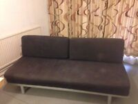 MUJI Futon Company Sofa Bed Cost £695. Very Comfortable Sofabed (Can Deliver)