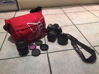 Sony Alpha A380 DSLR Bundle £350 ONO