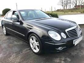 MERCEDES E280 CDI V6 AVANTGARDE AUTOMATIC ***ONLY 84000 MILES ***FULL SERVICE HISTORY***