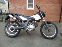 derbi cross city enduro 125 offroad road legal 125 learner legal 125 MUST SEE !!! £650 ONO