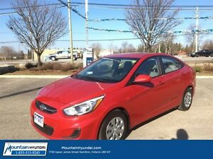 2016 Hyundai Accent 2.99% FIXED RATE