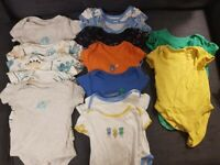 Bundle of baby boy clothes: 6 - 9 months