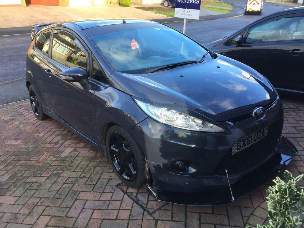 Ford Fiesta Zetec S 1 6 Tdci Modified In Whitchurch Bristol Gumtree
