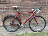 Genesis Day One Hybrid Road Bike (RRP £699)