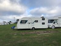 Swift sprite major 6 diamond package 2018 6 berth caravan immaculate condition.