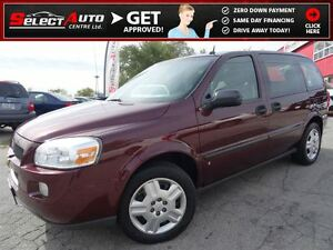 2009 Chevrolet Uplander LS*NO ACCIDENTS*92000KM