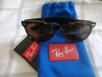 Genuine RayBan sunglasses like NEW