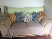 Free to good home a two seater settee