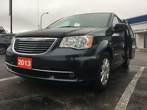 2013 Chrysler Town & Country Touring Package, 3.6L, V6, 7 Passen