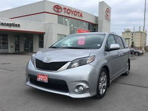 2013 Toyota Sienna SE|Roof|Alloys|Power Doors