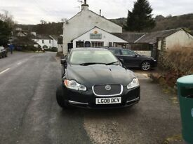 Jaguar XF. 4.2 Premium Luxury. Immaculate very low mileage car.