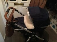 Pram mothercar orb limited edition