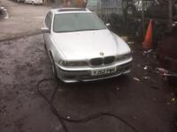 BMW 530d m sport may swap or px