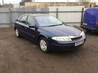 Diesel Renault Laguna 1.9 in vgcondition very economical lovely driver well looked after diesel car