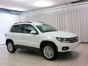 2016 Volkswagen Tiguan 2.0L TSI SUV w/ HEATED SEATS, ALLOYS, BLU