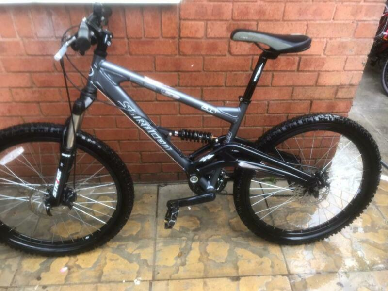SARACEN mountain bike in excellent conditions. for sale  Smithdown Road, Wavertree