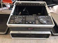 PIONEER MEP-7000 DJ CONTROLLER IN GATOR FLIGHT CASE