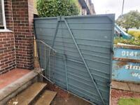 Garage Door - free to uplift