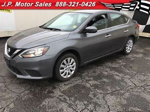 2016 Nissan Sentra S, Automatic, Bluetooth, Only 41,000km