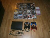Sony Playstation Super Slim Bundle