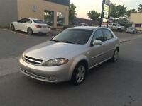 2006 Chevrolet OPTRA 5 LS 1600$ TAX ET TRANSIT INCLUS 514-692-00