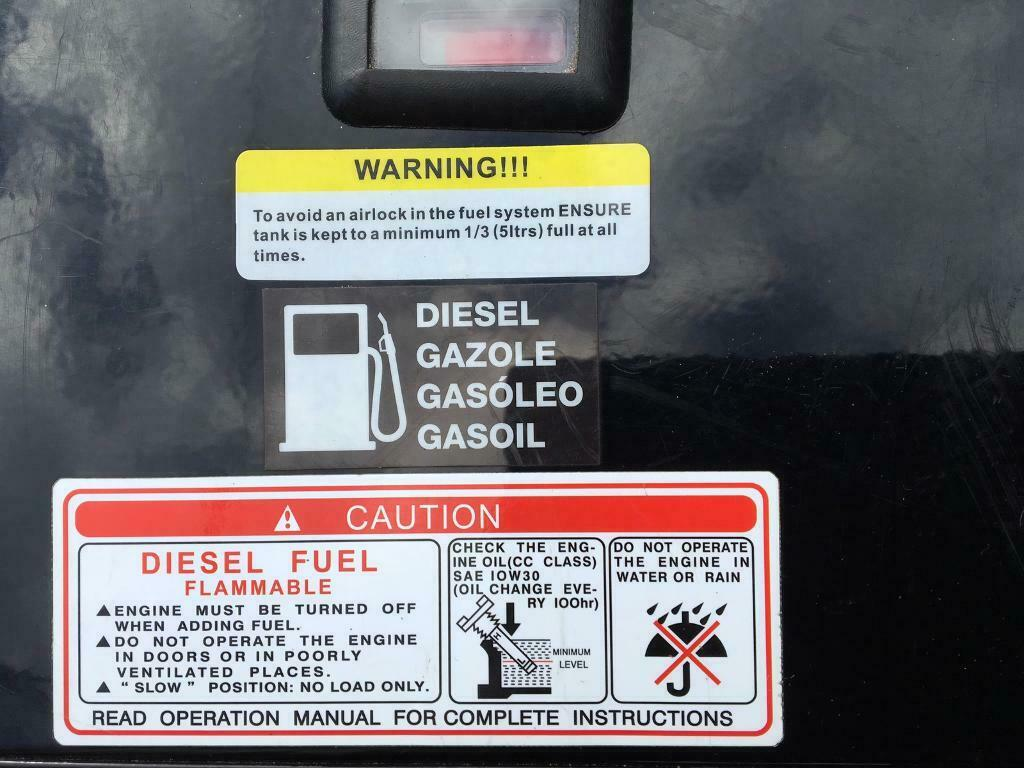 Airlock In Diesel Fuel System