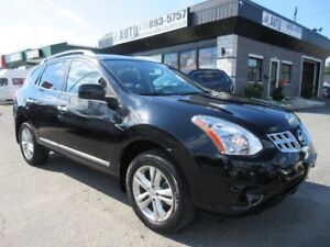 2013 Nissan Rogue S (FWD, Heated Seats, Sport/Eco, Camera)