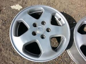 "4 MAGS HONDA 16"" BOLT 5X114.3mm"