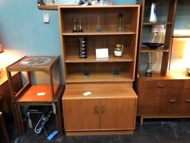 Display Cabinet by GPlan. Retro Vintage Mid Century