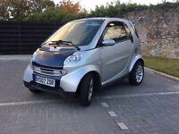 *** smart city coupe 2007 66k swap px car van ***