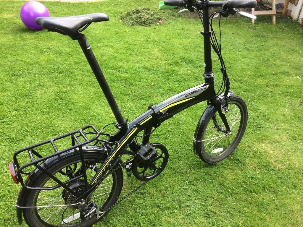 Carrera Crosscity Electric Bike 6wks Old In Hunslet West