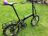 Carrera Crosscity Electric Bike *6wks Old