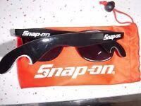 Snap on sunglasses