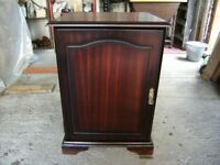 WOODEN STEREO CABINET