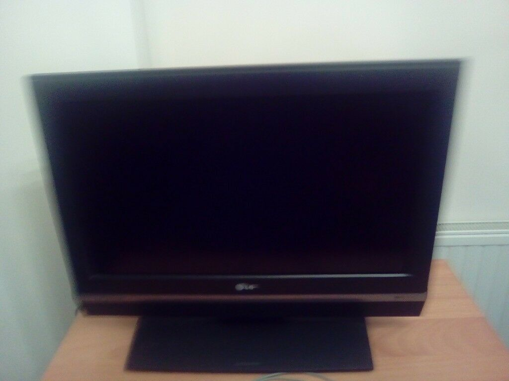 Lg Liquid Crystal Display 26quot Tv Set Analogue In Westcliff Lcd