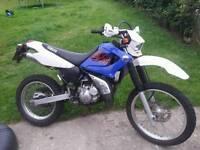 Yamaha DT 230 Lanza