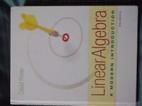 Introduction to Linear Algbra, Poole 4th Edition