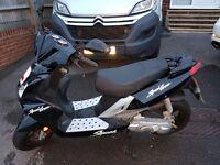 Longjia LJ 50 QT-K Moped for sale
