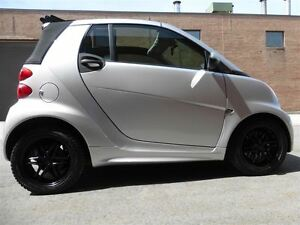 2013 smart fortwo CONVETIBLE -- PASSION -- BRABUS WHEELS