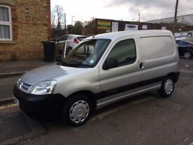 Citroen Berlingo 1.9D 600D X 2007 07 reg in silver